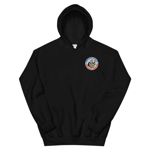 front hoodie