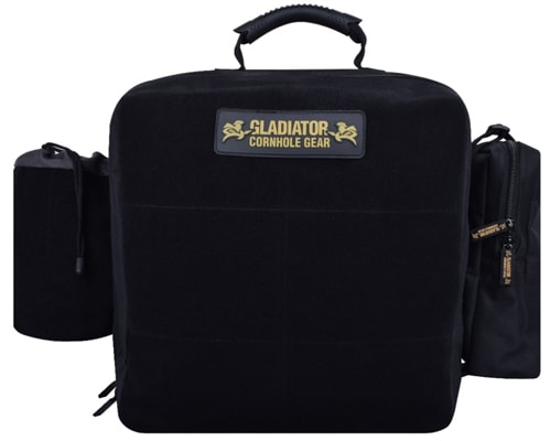 Cornhole backpack with dividers-battle bag