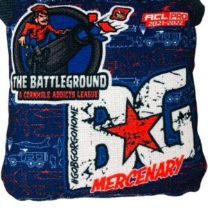 BG Cornhole Mercenary