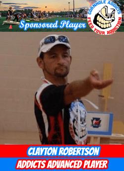 Advanced Sponsored Player Clayton Robertson