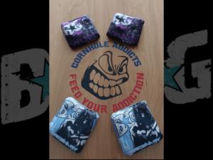 BG's new carpet bag series Viking and Mercenary