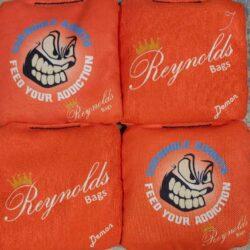 Reynolds Demon Orange