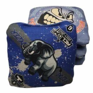 Titan Dozer blue
