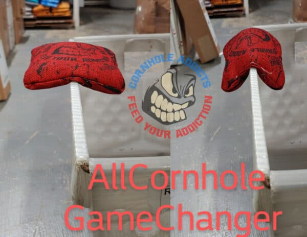 Relaxed gameChanger before and after