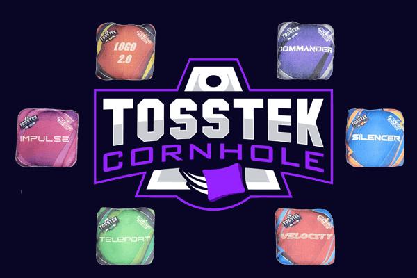 TossTek 6 New Bag Lineup