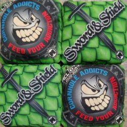 Sword & Shield green