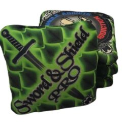 Magnum Sword & Shield Pro green
