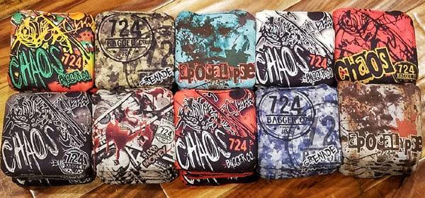 724 Bagger Co Chaos series lineup