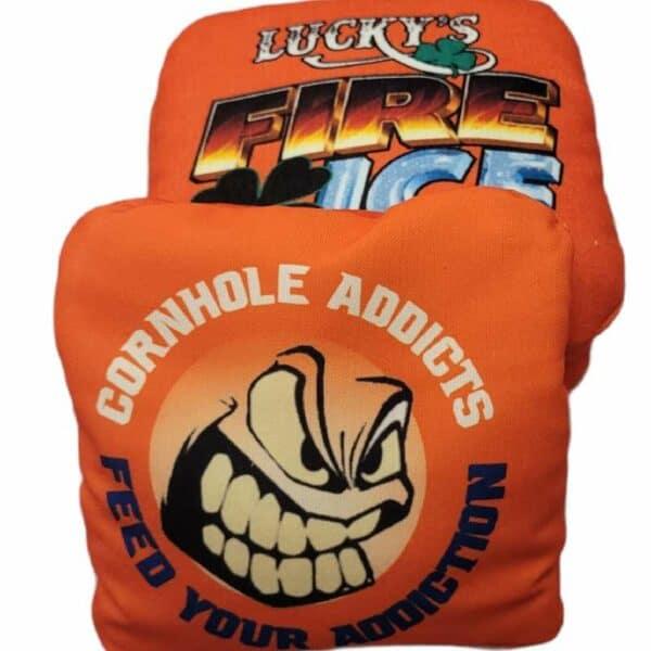 Lucky's Fire & Ice orange