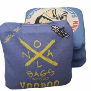 NOLA Voodoo blue