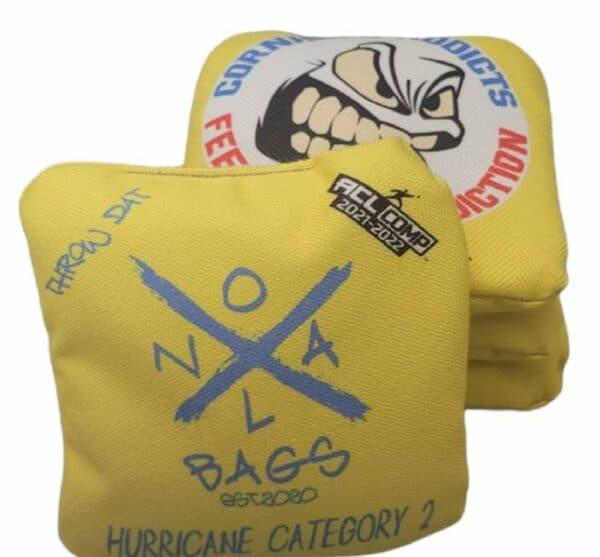 NOLA Category 2 yellow