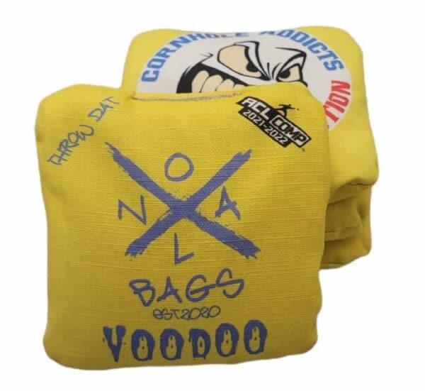 NOLA Voodoo yellow