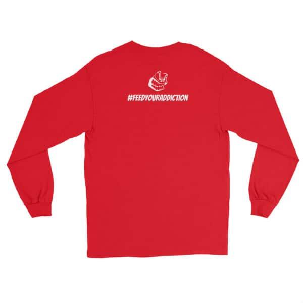 mens long sleeve shirt red back 602d63fce39a3