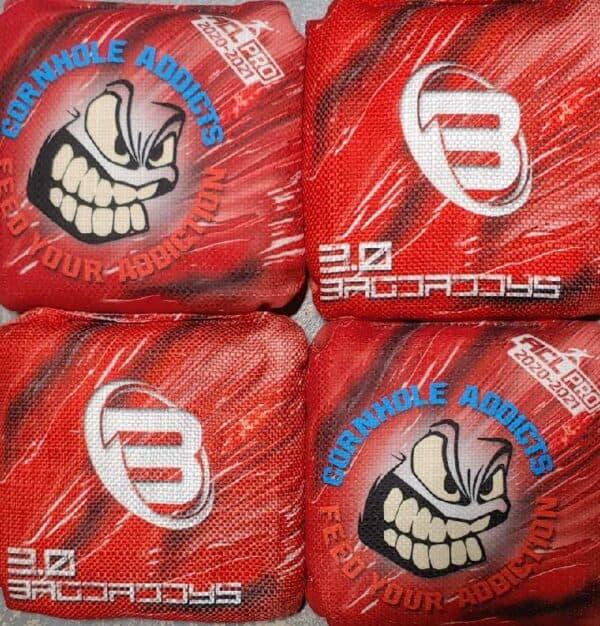 BagDaddys 3.0 Series red