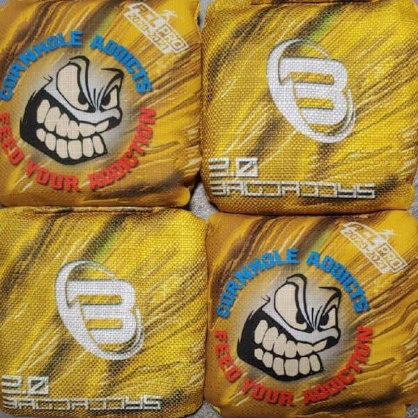 BagDaddys 3.0 Series yellow