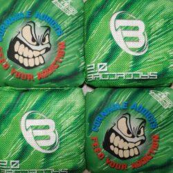 BagDaddys 3.0 Series green
