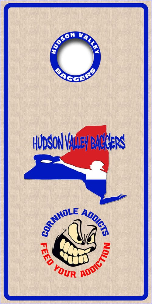 Hudson Valley Baggers collab boards