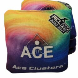 CornholeAce Ace Clusters rainbow