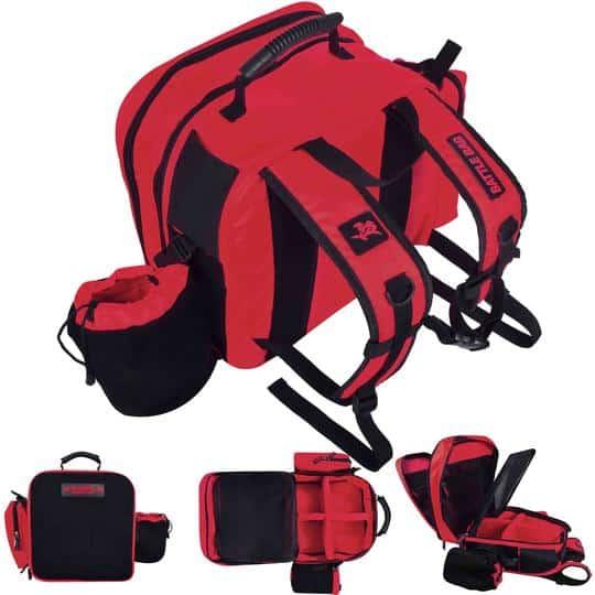 Battle Bag red