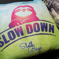 Sloth Bags by Cornhole Solutions