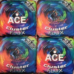 Cluster Flux Rainbow