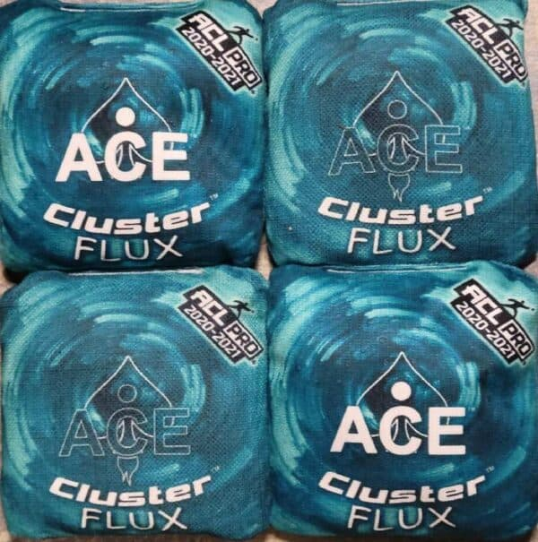 Cluster Flux Turquoise