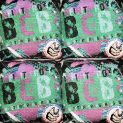Better Cornhole Bags Infinite Roll green