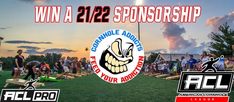 Win A Sponsorship