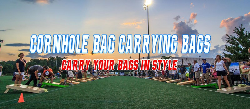 Carrying Bags banner