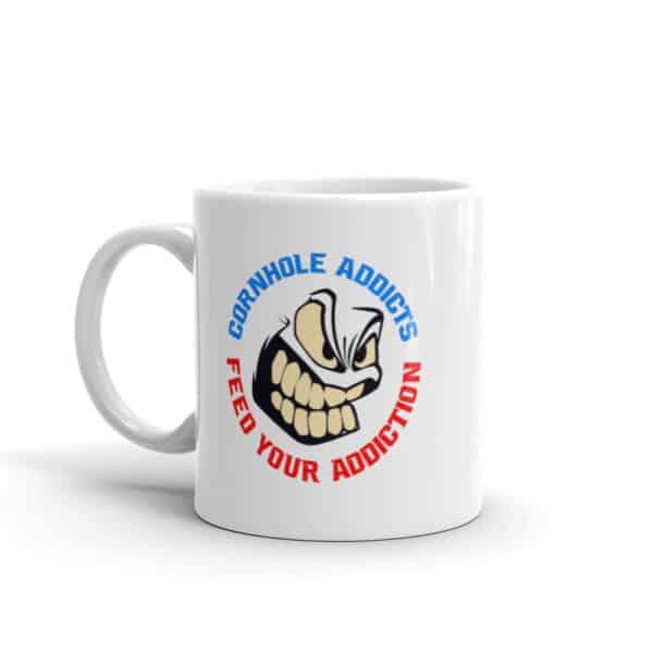 white glossy mug 11oz handle on left 60d3110a60ae4