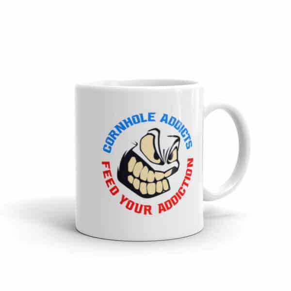 white glossy mug 11oz handle on right 60d3110a60a13
