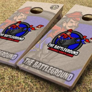 Battleground Cornhole Boards