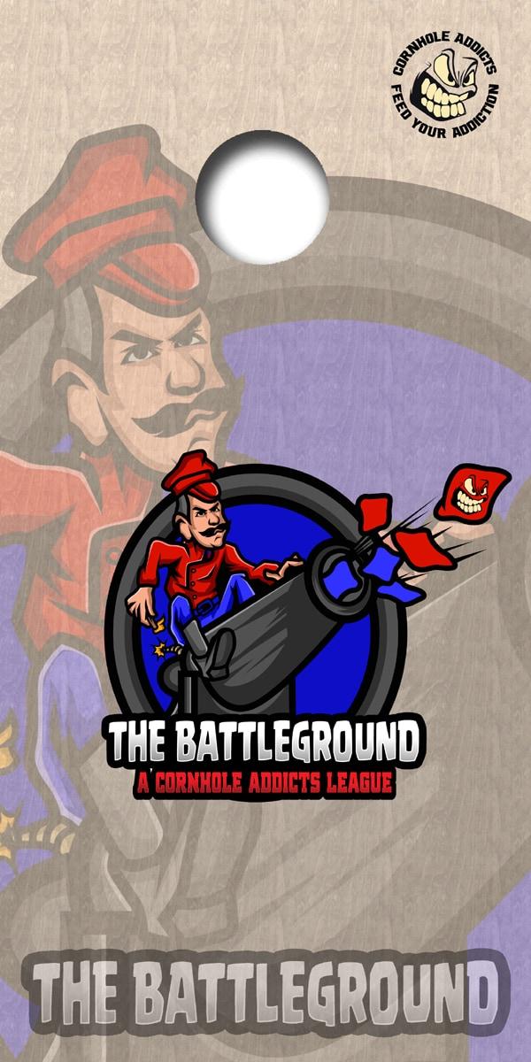 Cornhole Addicts Battleground Cornhole Boards