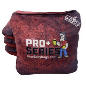 Beer Belly Bags Pro Series red