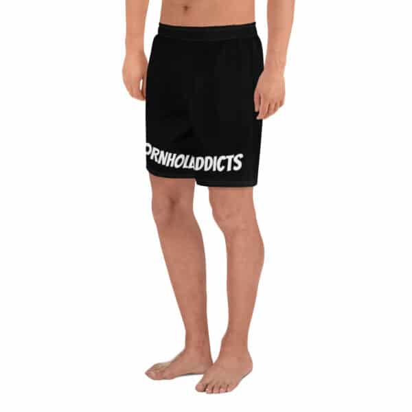 all over print mens athletic long shorts white left 60f5ea7940b97