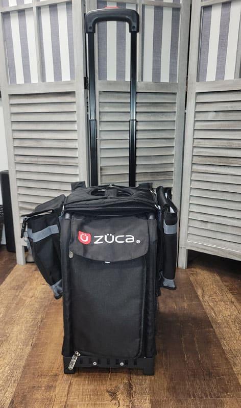Zuca rolling bag cornhole sport