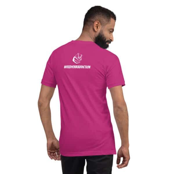unisex premium t shirt berry back 60ec22785727f
