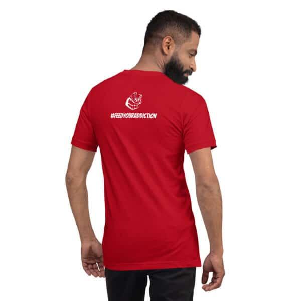 unisex premium t shirt red back 60ec227853cae