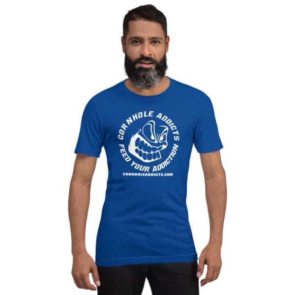unisex premium t shirt true royal front 60ec22785524d