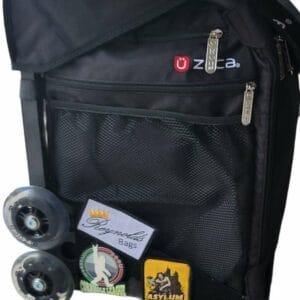 Velcro for Zuca Cart Frame side view