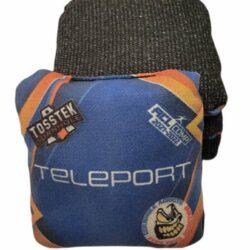 TossTek teleport blue