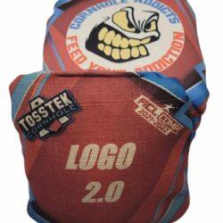 Tosstek Logo 2.0 red