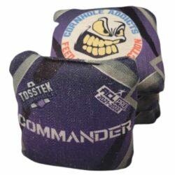 Tosstek commander purple