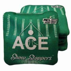 CornholeAce Show Stopper green