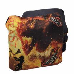 Draggin Bags Beast Fire