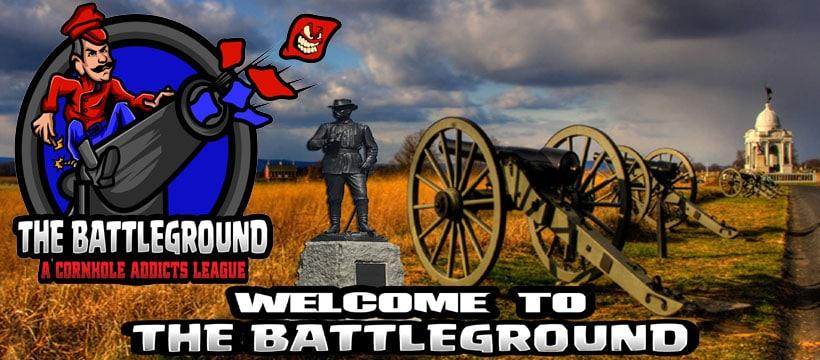 The Battleground Cornhole League