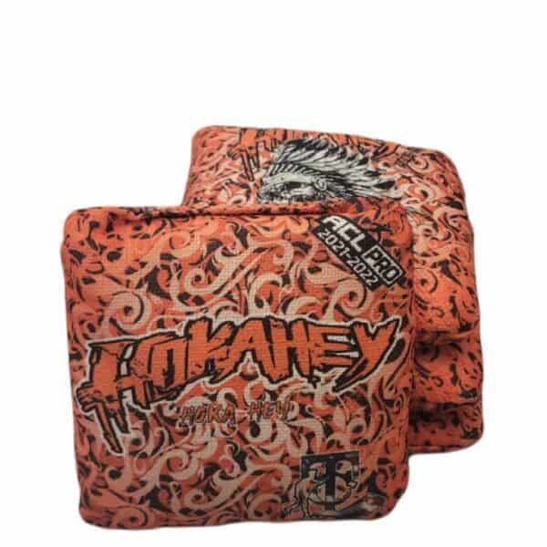 TC Boards Hokahey Orange