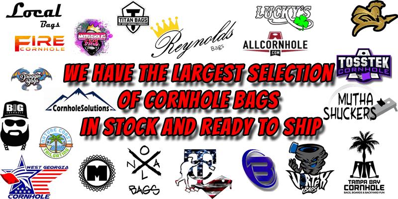 Pro dual sided cornhole bags