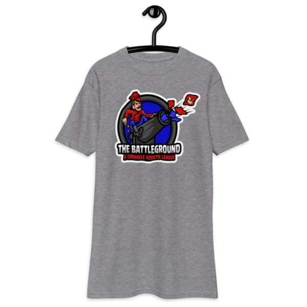 mens premium heavyweight tee carbon grey front 613a74ed40503