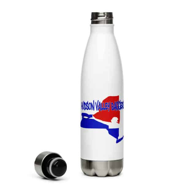 stainless steel water bottle white 17oz right 613245a5b6411
